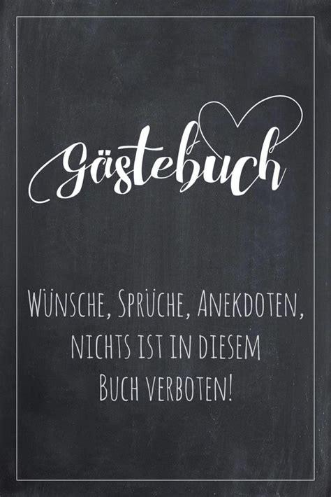 Gästebuch Hochzeit by Hochzeitsspruch Ourpath Co