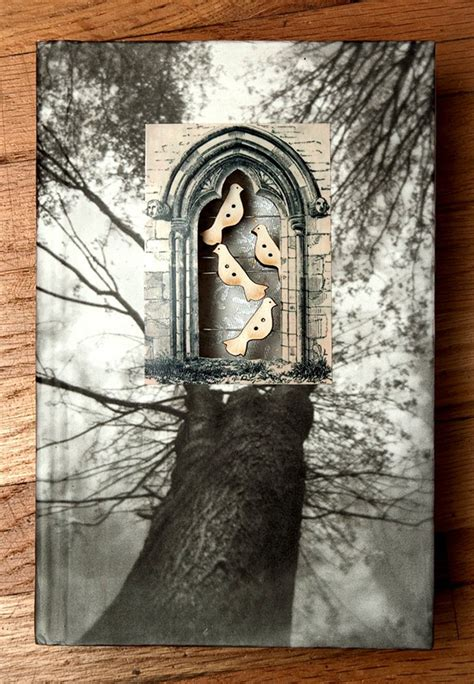 themes for book art altered book art on behance
