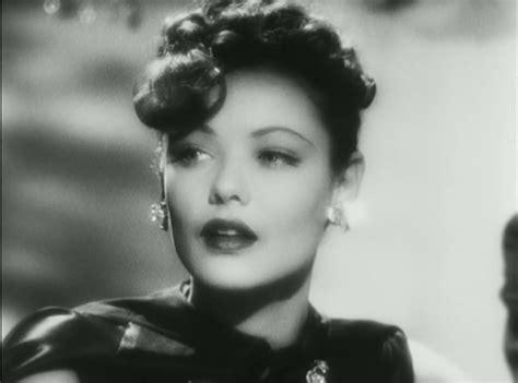 actress of hollywood golden era golden age hollywood gene tierney georgina graham