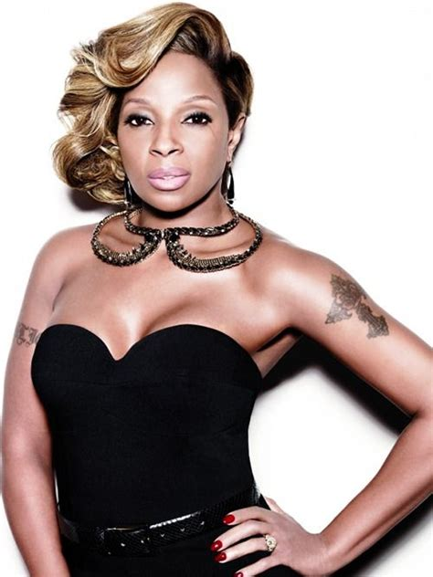 photos of black hairstyles mary j bliges sophisticated bob 188 best images about mary j blige on pinterest real