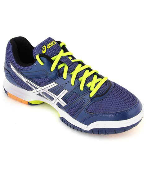 sport shoes asics asics navy sport shoes price in india buy asics navy