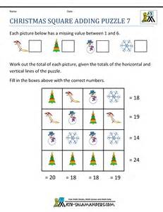 pictures on free printable holiday worksheets math