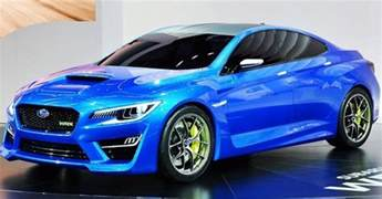 Subaru Hatchback Sti 2017 Subaru Wrx Sti Interior