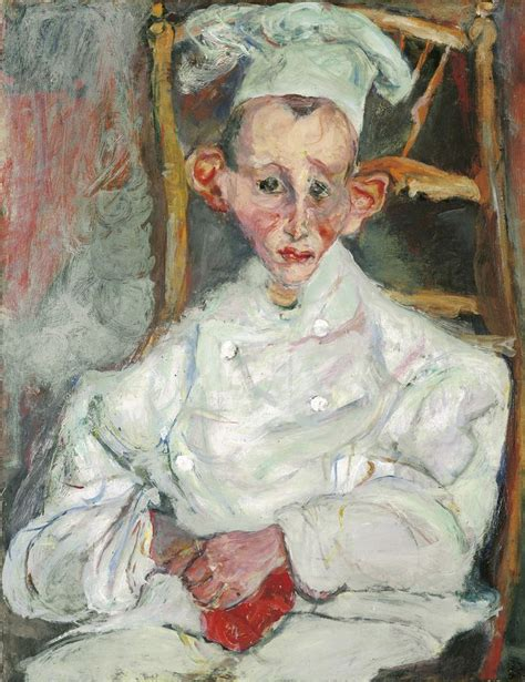 soutines portraits cooks waiters soutine s portraits cooks waiters and bellboys at the courtauld institute of art covent