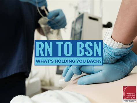 Rn To Bsn Virginia - rn to bsn what s holding you back from your degree