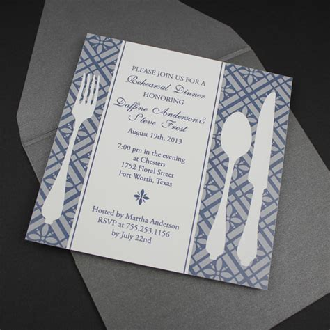 dinner invitation templates free invitation template square rehearsal dinner invitation