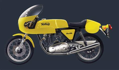 Norton Commando Model Kit