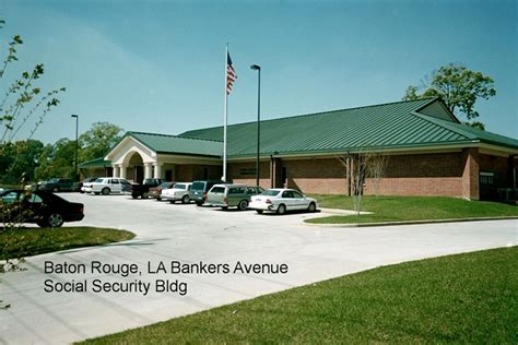 Social Security Office In Baton Louisiana by Baton Social Security Office