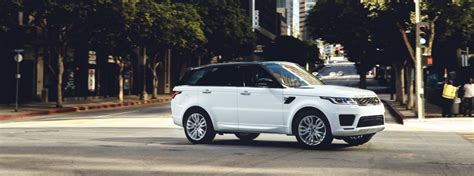 range rover white 2018 2018 land rover range rover sport trim options and msrp