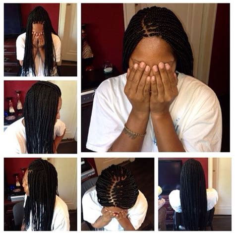 how to put at the end of braids small box braids w dipped ends small size box braids by
