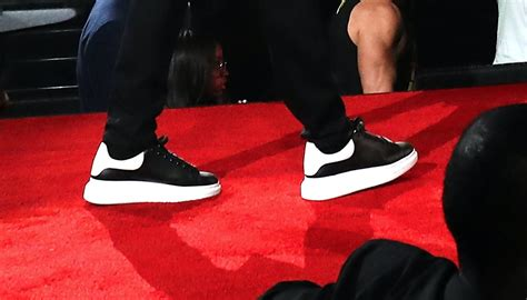 mayweather shoe in hindsight floyd mayweather took a big blow last night