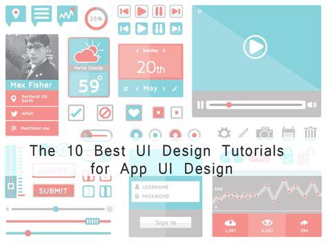 zine layout app the best collection of ui design tutorials for app ui