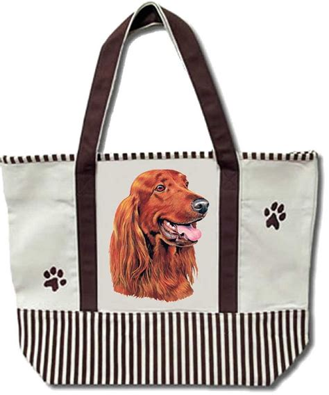 pet jet setter dog treat bag 43 best chicky dee s gifts irish setter items images on