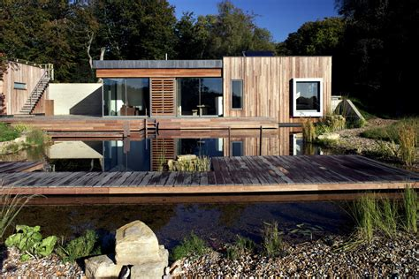 forest house houses residential buildings e architect