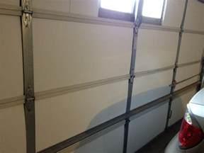 door insulation insulation door foam garage door insulation kit