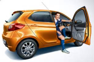 Electric Car Of Tata All Electric Tata Tiago Rumoured For Launch In September