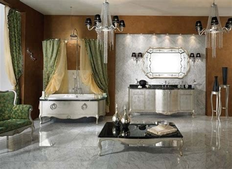 luxury small bathrooms elegantes dise 241 os de ba 241 os estilo cl 225 sico