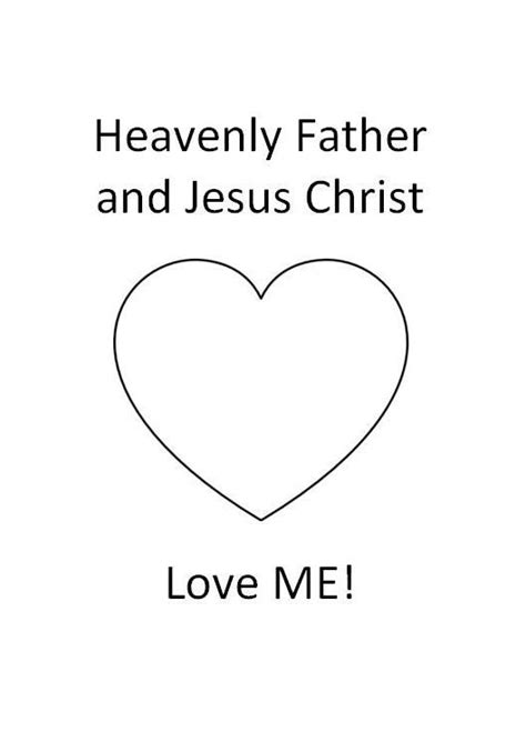 jesus loves me coloring page lds 46 best images about nursery on pinterest president