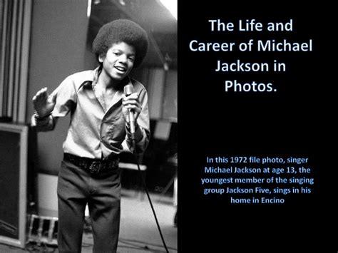 michael jackson biography life and career the life and career of michael jackson in photos