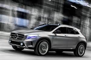 Mercedes Used Gla Wordlesstech Mercedes Gla Suv Concept
