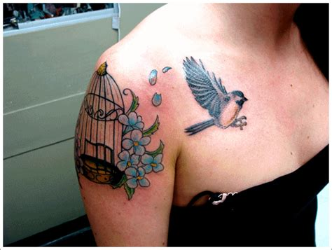 birds tattoos and designs page 396