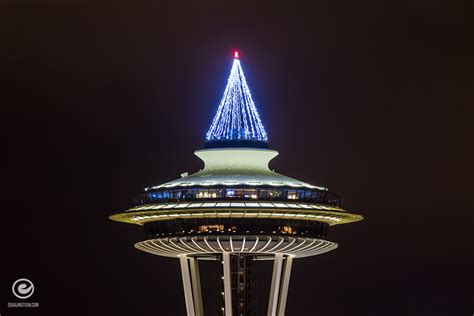 christmas tree lighting seattle seattle lights and exposures equal motion
