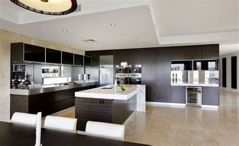 large kitchens design ideas modern mad home interior design ideas beautiful kitchen