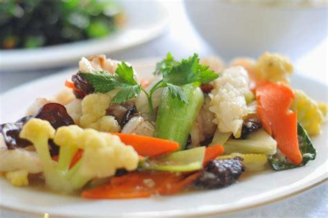 resep membuat capcay jamur resep cap cay hidangan asal tiongkok yang sederhana dan