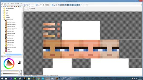 blogger skin tutorial picking the right skin colour minecraft blog