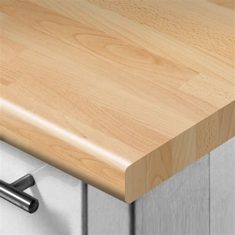 laminaat keukenblad wilsonart natural beech block laminate worktop