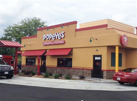 Popeyes Louisiana Kitchen by Velocity Retail Negotiates Popeye S Louisiana