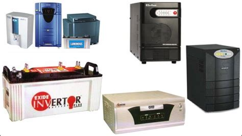 the use of inverters