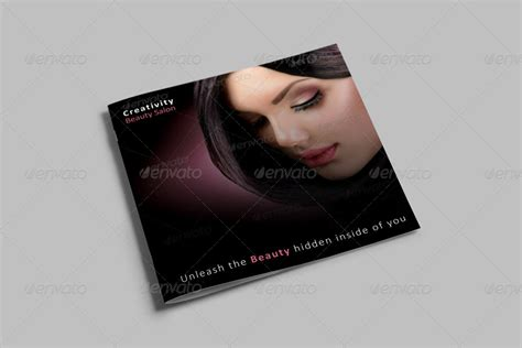 Hair Style Menu by Hair Style Catalog Template By Idesignstudionet Graphicriver