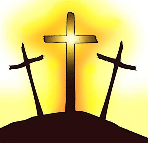 Clipart Christian Symbols three crosses christian symbol clip clipart best