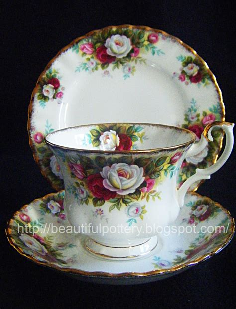 royal albert beautiful pottery royal albert discontinued pattern