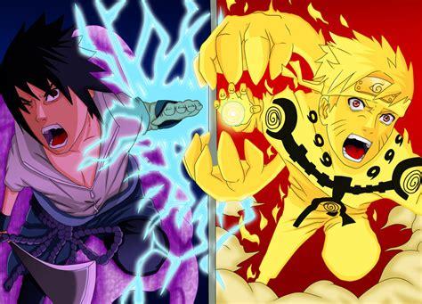 naruto battle naruto vs sasuke shippuden full fight final battle