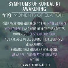 awakening of the seer the gateway trackers volume 3 books symptoms of kundalini awakening 14 clarity of