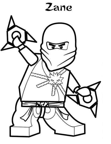 coloring pages ninjago zane zane ninjago lego coloring page coloring sky