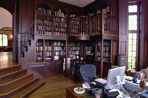 hillcrest estate libraries personal library and mansions