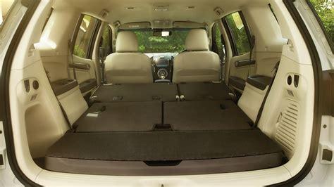 Trailblazer Interior by Chevrolet Trailblazer Interior Pictures Gallery