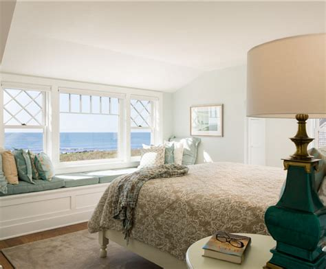beach feel bedroom colorful beach cottage home bunch interior design ideas