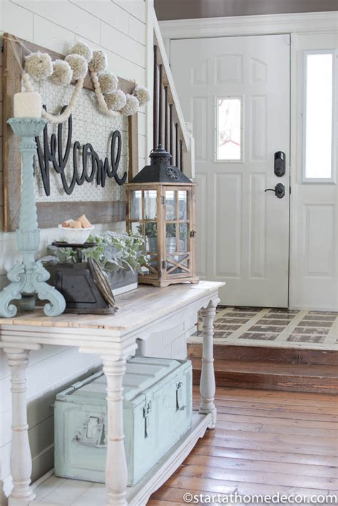 entryway home decor welcome to our home entry on a budget start at home decor