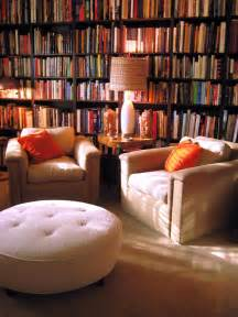 Big Cozy Chair Design Ideas 12 Dreamy Home Libraries Decorating And Design Ideas For Interior Rooms Hgtv