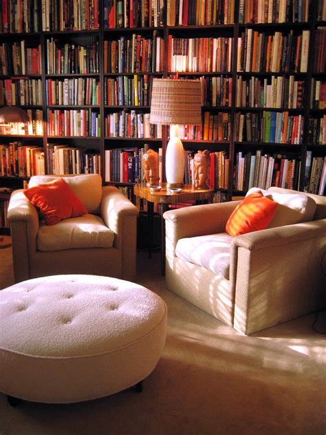comfy library chairs 12 dreamy home libraries overstuffed chairs library