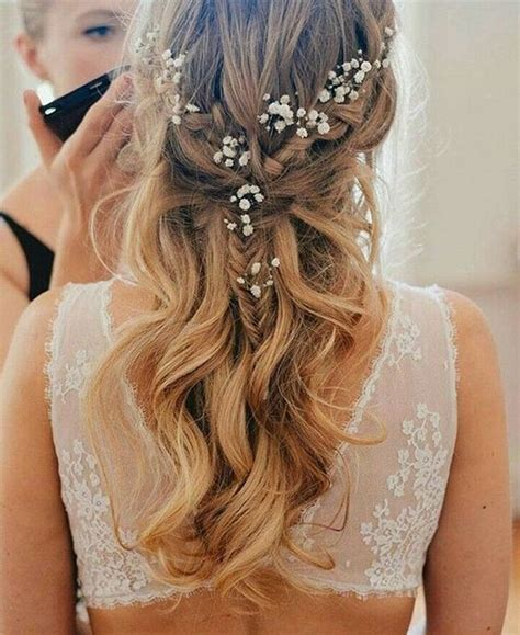 casual long hair wedding hairstyles 10 pretty braided hairstyles for wedding wedding hair