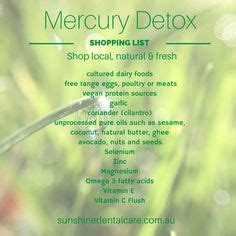 Mercury Cleanse Detox by Holistic Dentistry On Mercury Dentistry And