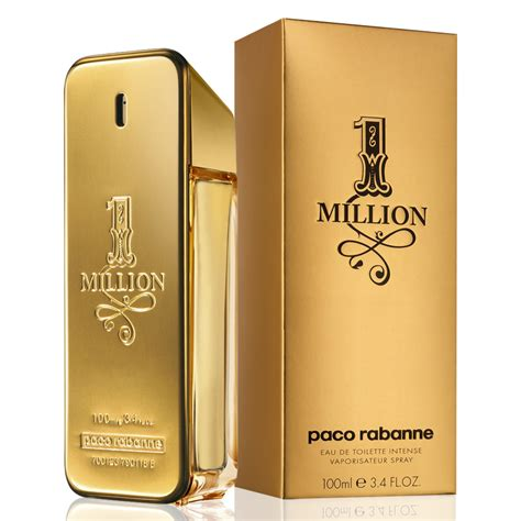 Parfum Paco Rabanne perfume 1 million paco rabanne eau de toilette masculino