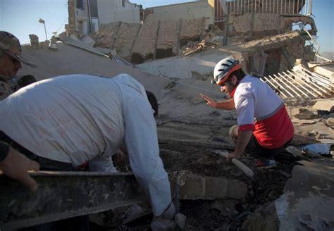 earthquake kermanshah toll in iran iraq earthquake climbs above 300 rediff com