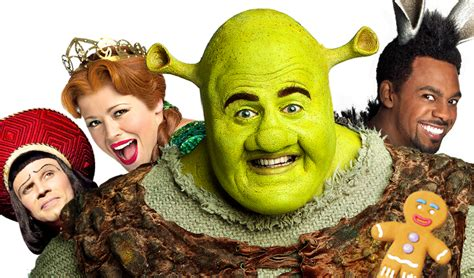 our house musical characters joining the adventure with shrek the musical aka london