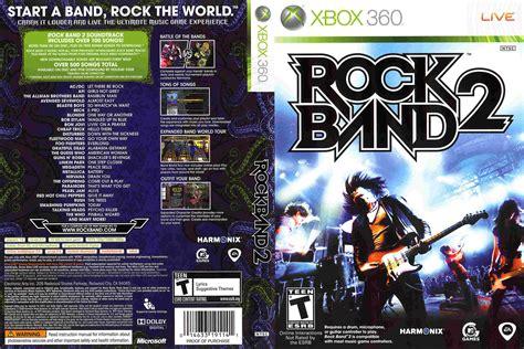 J Rocks Band 2 xbox360